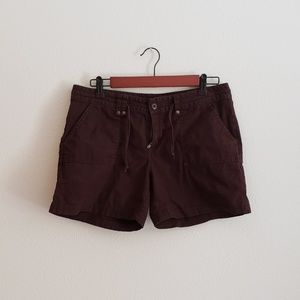 Prana Organic Cotton Shorts